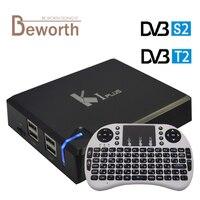 KI Plus S2 T2 Android 5 1 TV Box Amlogic S905 Quad Core 1G 8G KODI
