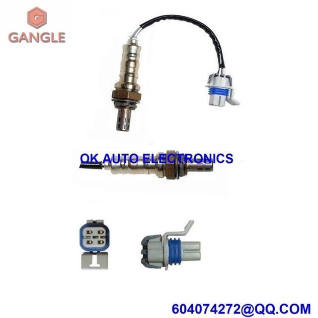 oxygen sensor lambda air fuel ratio o2 sensor for hummer h3 12596740  234-4347 2344347 2006