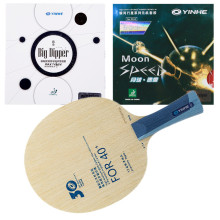 Yinhe 30th Anniversary Version pro V14 V-14 pro table tennis Blade for new material 40+ with Moon Speed Big Dipper
