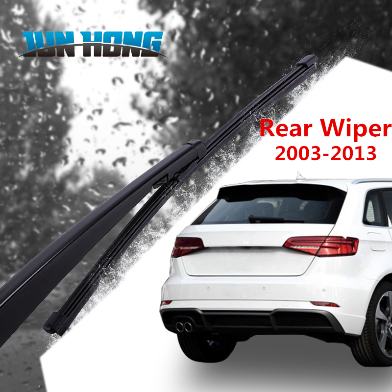 For Audi A4 B6 2001-2009 A3 8P 2003-2008 Car Rear Windshield Wiper Arm /& Blade