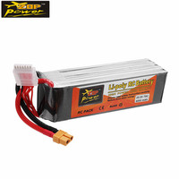 ZOP POWER 22.2V 4000mAh 70C 6S Rechargeable Lipo Battery With XT60 Plug For RC Models FPV Racing Drone Spare Parts Accs