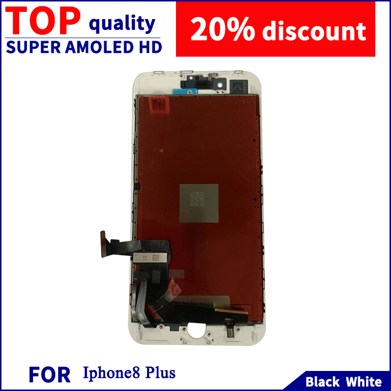 For IPhone8P LED HD LCD Display Touch Screen 5.5 Inch 1920*1020 Capacitive Replacement Digitizer Component