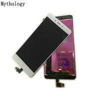 Mythology Touch Panel LCD For Xiaomi Redmi Note 4 MTK Helio X20 Chinese Version 5 5