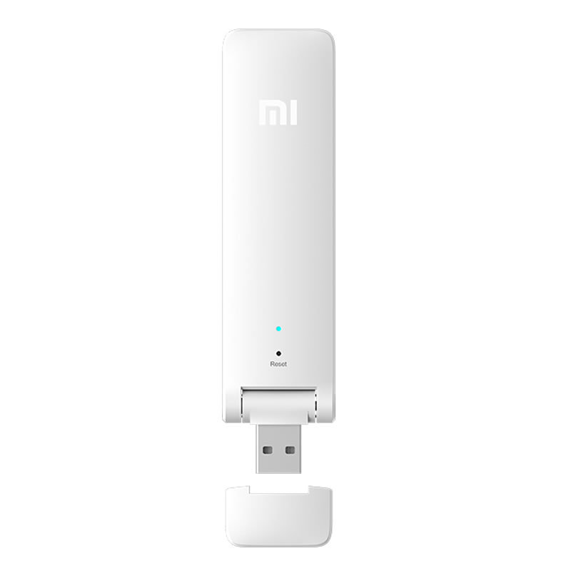 Original Xiaomi Mi WIFI Amplifier 2 Repeater 300Mbps Universal Wireless WIFI Extender Antenna WIFI Repitidor Signal Amplifier 1