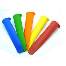 Zeegle силиконовые формы для мороженого, сделай сам, формы для мороженого для заморозки мороженого аппарат-изготовитель кубиков льда лоток для дома емкости для мороженого