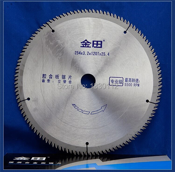 Diameter 10 254*120T wood circular saw blade for cutting wood plywood board also selling other wood cutting saw blade free ship 12 72 teeth 300mm carbide tipped saw blade with silencer holes for cutting melamine faced chipboard free shipping g teeth