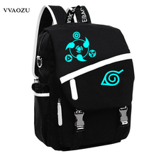 Awesome Luminous Naruto's Hokage School / Backpack
