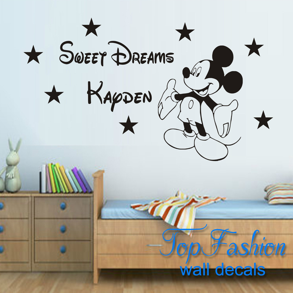 Mickey Mouse Wall Art online get cheap wall quotes mickey -aliexpress | alibaba group