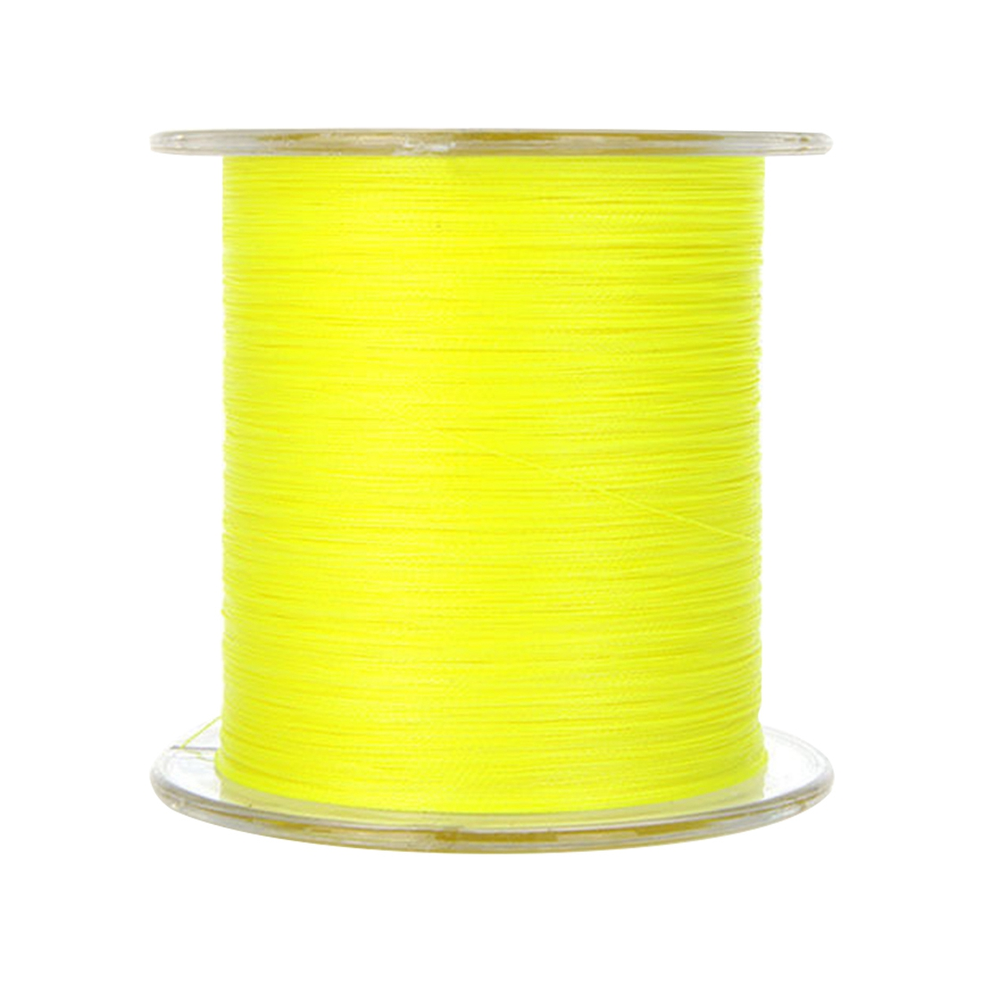 300M 50LB 0.26mm Fishing Line Strong Braided 4 Strands High quality Color:Yellow