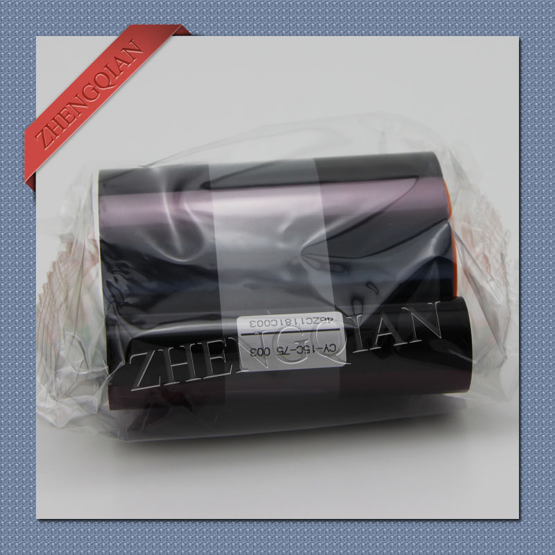 EDIsecure DIC10194 YMCKOK Color Ribbon work on DCP360i and DCP360 printer