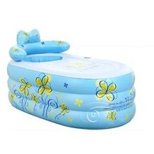 Basen Ogrodowy Gonfiabile Opblaas Hot Kids Pool Baby Banheira Bath Tub Adult Sauna Inflatable Bathtub