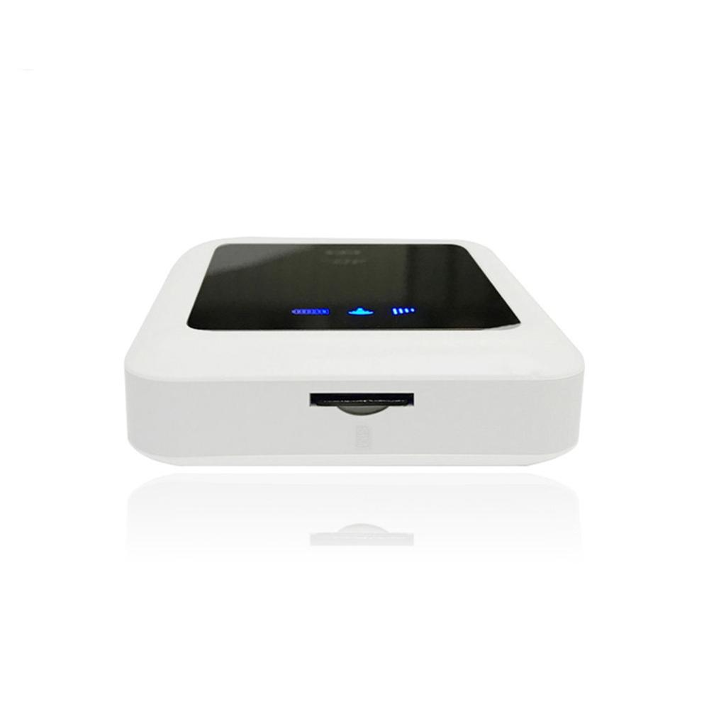 Unicom Telecom 3G Wireless Wifi Router Hotspot With Mifi With Charging Treasure Function Does Not Contain Sim Card(China)