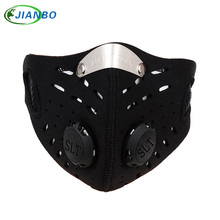 Outdoor Sports Bike Face Mask Filter Air Anti-Pollution for Bicycle Riding Traveling Dustproof Mouth-muffle