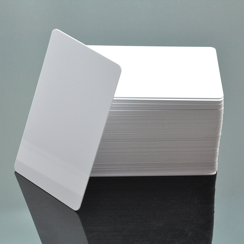 100pcs/lot 13.56MHz RFID chip proximity blank thin IC cards100pcs/lot 13.56MHz RFID chip proximity blank thin IC cards