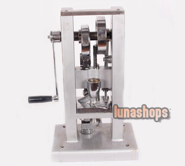 TDP-0 MANUAL TYPE PILL MAKING DEVICE UPDATED TABLET TABLETS PRESS MACHINE