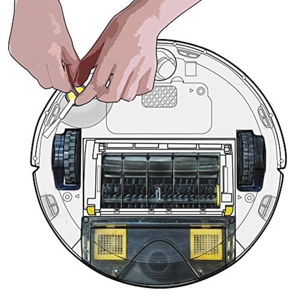 Запасной Запчасти аксессуары для Irobot Roomba 782 780 774 772 770 776 760 набор фильтров Irobot 12 шт