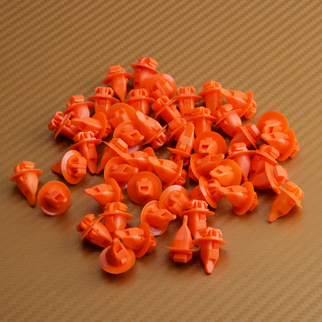 For Tacoma Tundra Fender Wheel Flare Moulding Clips Retainers Fasteners