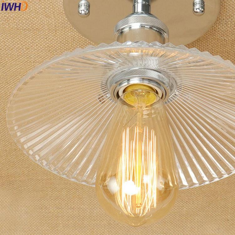 plafon iwhd vidro levou luzes de teto 04