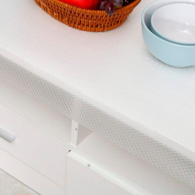 Online-Shop 1 Stücke VA-Matte adhesive Transparente Schrank Matte ...