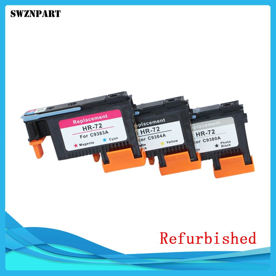C9380A C9383A C9384A Printhead Print head for HP 72 DesignJet T1100 T1120 T1120ps T1200 T1300 T1300ps T2300 T610 T770 T790 T795
