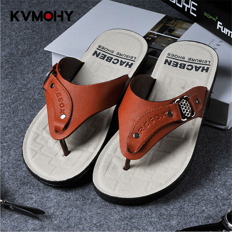 Mens Shoes Slippers Men Beach Flip Flops Breathable Fashion Flip-Flops For Men Summer Shoes Causal Sandals Male Slippers mens shoes slippers men beach flip flops breathable fashion flip flops for men summer shoes causal sandals male slippers