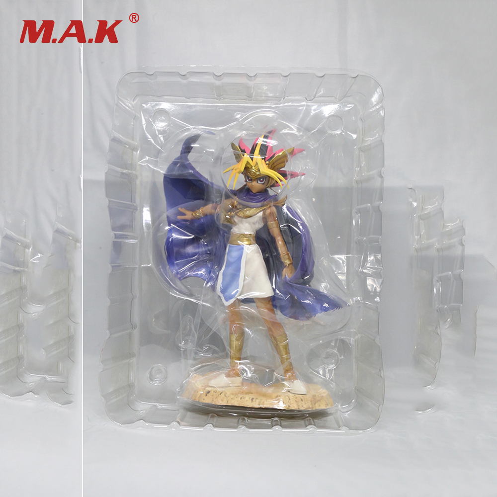 24CM Pyramid of Light Atem PVC Action Figures Yu-Gi-Oh Toys Gifts Collections Displays with Box