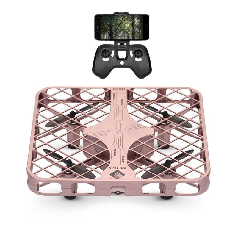 Professionnel Selfile WiFi Drone 2.4g Optique Flux Localisation 720 p Caméra Air pression Hauteur Fixe Télécommande Jouet Volant