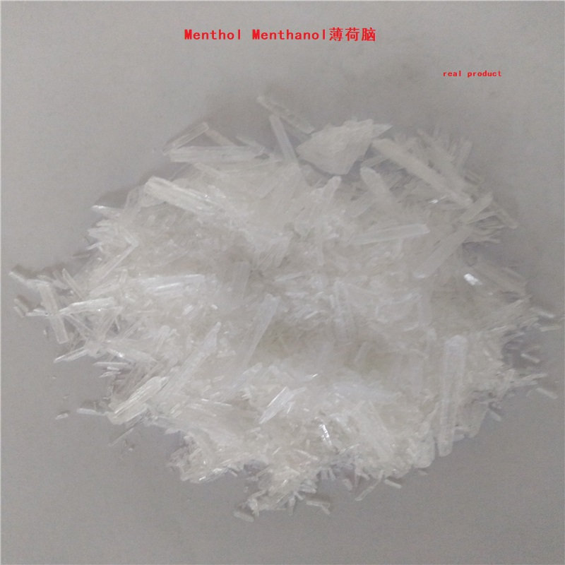 200g/bag Medical  Pure Natural 99.9% Menthol Menthanol Solid Spice Clearing Heat Detoxification Seasoning Grade Additives