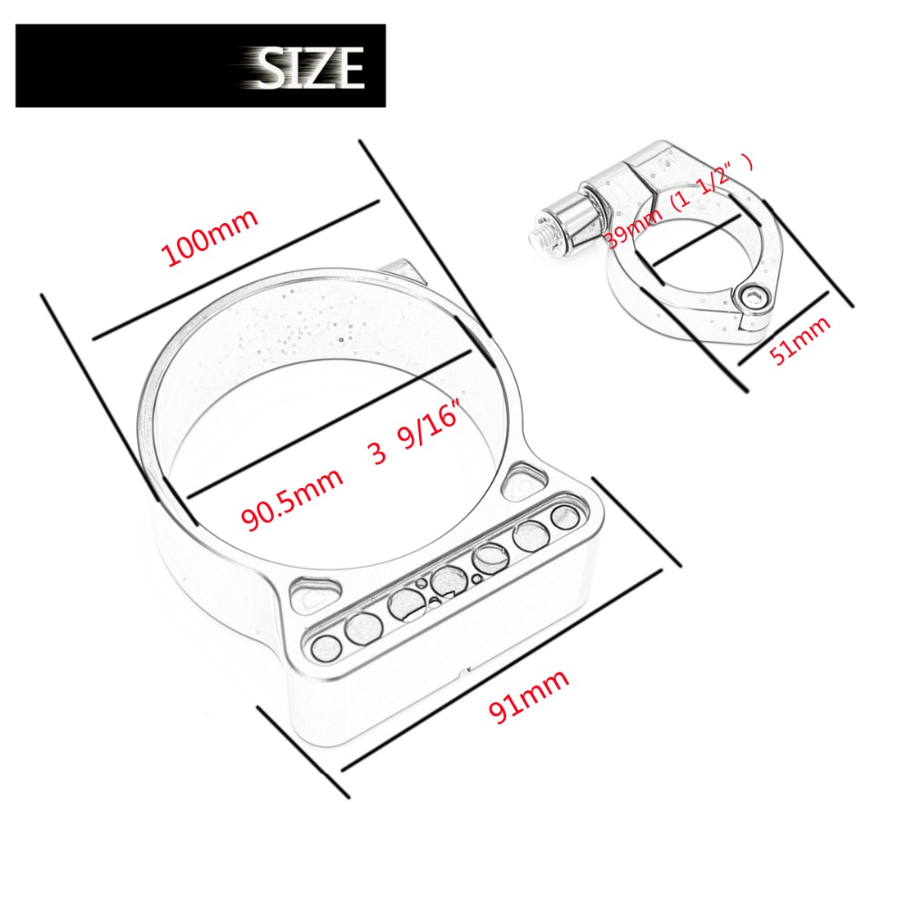 Black Cnc Side Mount Speedo Relocation Bracket Case F Harley 2014 Xl1200v Wiring Diagram Sportster 1995 In Covers Ornamental Mouldings From Automobiles Motorcycles On