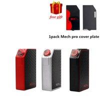 Darmowy prezent!! Oryginalny Geekvape Mech Pro Mod Zasilany jedną lub dwie 18650 Stopu Cynku Baterii E-paczka papierosów Mod
