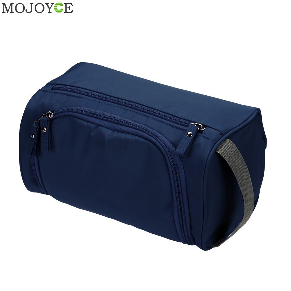 Waterproof  Men and Women Portable Cosmetic Bags Large Storage Organizer Bag Hanging Makeup Bag Make Up Case Wash Toiletry Bag brand designer makeup bags sequins luxury cosmetic bags organizer women toiletry bag wash beautician professional cosmetic case
