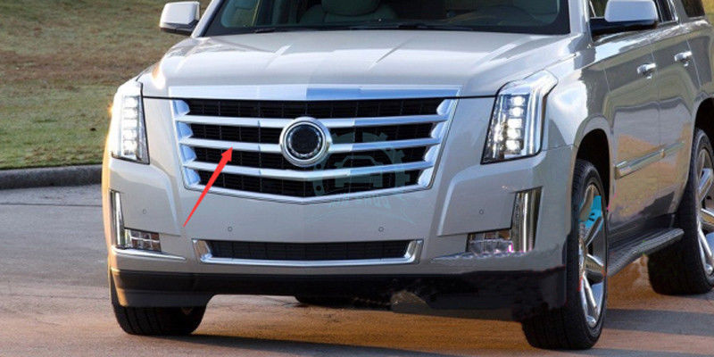 Auto Part Front Bumper Grille Hood Grill Fit For Cadillac Escalade 2017 2018
