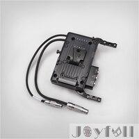 Tilta ESR-P01 Lichtgewicht Side batterij plaat Power plate systeem voor ARRI ALEXA MINI rig