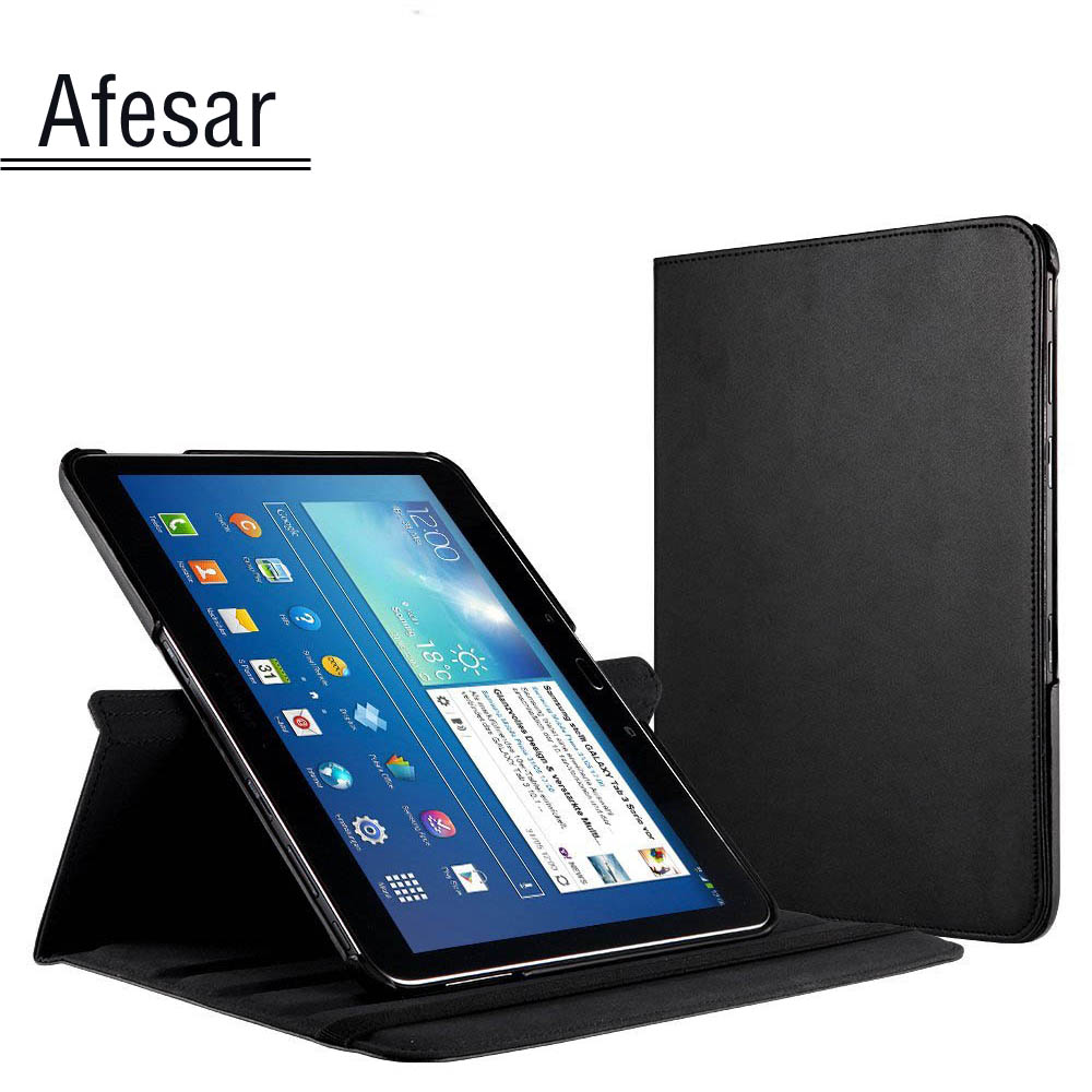 Hot sm-T530 T531 T535 360 Rotation leather smart case for Samsung Galaxy Tab 4 10.1 smart Case cover  with magnet auto sleep printhead qy6 0075 print head for canon ip4500 ip5300 mp610mp810mx850 printers