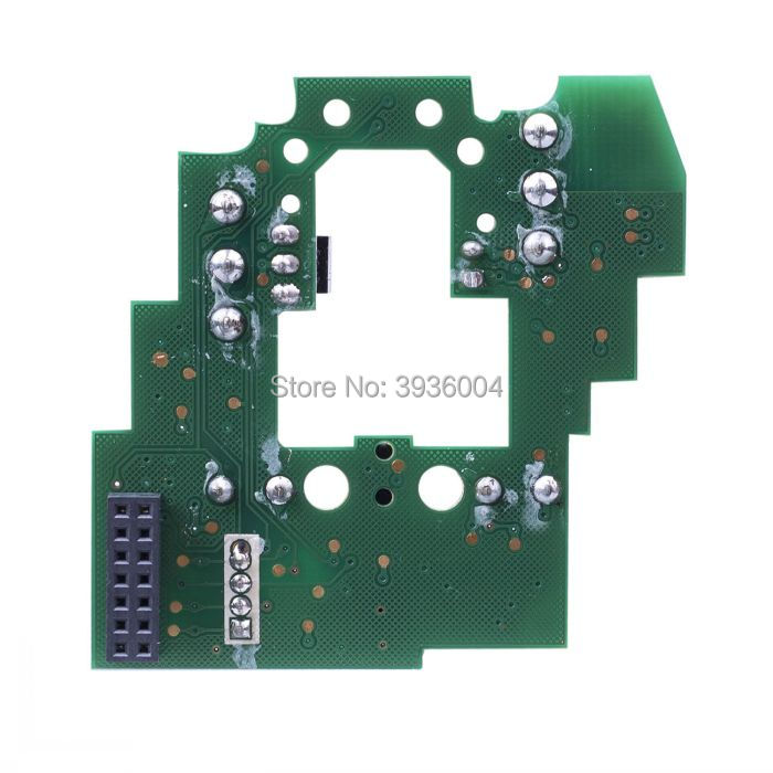 US $16 98 |1pc original mouse motherboard upper motherboard key board for  logitech G700 G700S-in Circuits from Consumer Electronics on Aliexpress com