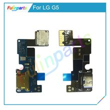 Tested Before For LG G5 H820 H830 H831 H840 H850 H860 VS987 LS992 Micro USB Charging Port Charger Dock Plug Connector Flex Cable(China)