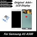 Alta qualidade Original LCD para Samsung Galaxy A5 A500 A5000 LCD tela de toque com digitador assembléia reparação