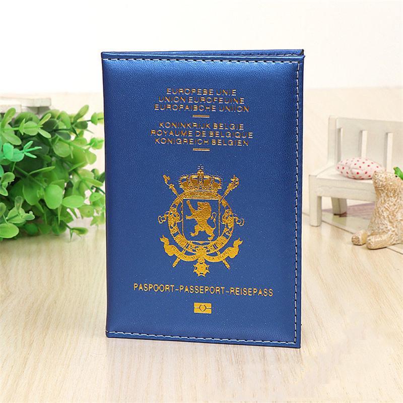 Belgique polyvalent voyage passeport titulaire voyage passeport couverture pour hommes et femmes Durable mode belgique passeport portefeuilleBelgique polyvalent voyage passeport titulaire voyage passeport couverture pour hommes et femmes Durable mode belgique passeport portefeuille