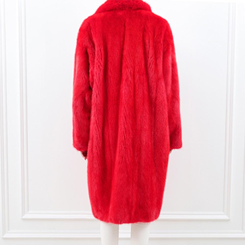 Chaud D'hiver Taille Largerlof Grande Longue Épais Rouge Femmes Pa47018 Manteau De Veste 2018 Black Parka Vêtements aOOTqx8