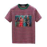 Summer Women Korean T Shirts Print Graphic T Shirts Casual Top Quality Women Clothes Plus Size Women