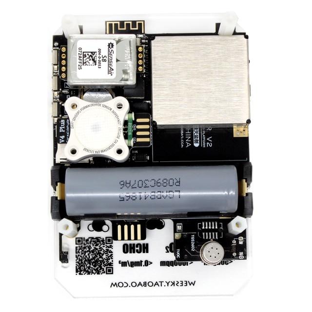 Детектор качества воздуха для помещений Air Master 2 AM7 plus 2