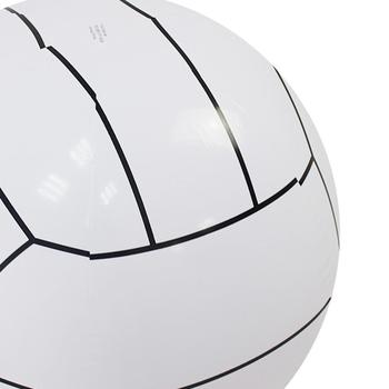 80CM Inflatable Beach Ball Volleyball Inflatable Ball Children's Game Water Toy Ball For Kids Adult Group Game Toys For Children 4