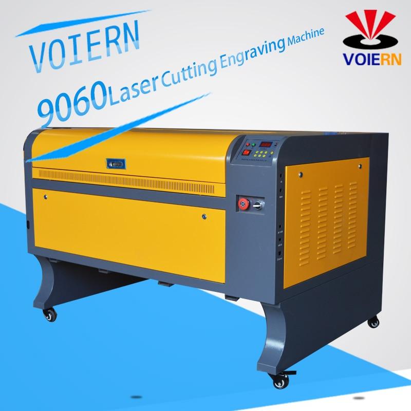 Liberi la nave a Mosca! WR6090 900*600mm 60 W co2 laser engraving machine220v/110 v laser taglierina engarver diy macchina per incidere di CNC