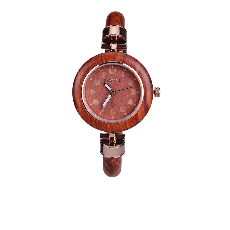 BEWELL fashion  Red women wooden watches with japan movement hardlex wood girls fashion wood watches wristwatches 151ABEWELL fashion  Red women wooden watches with japan movement hardlex wood girls fashion wood watches wristwatches 151A