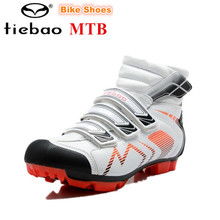 TIEBAO Bicycle Shoes 2018 Mountain Bike Boots Athletic Shoes Zapatillas sapatilha ciclismo mtb Shoes Men Outdoor Cycling shoes