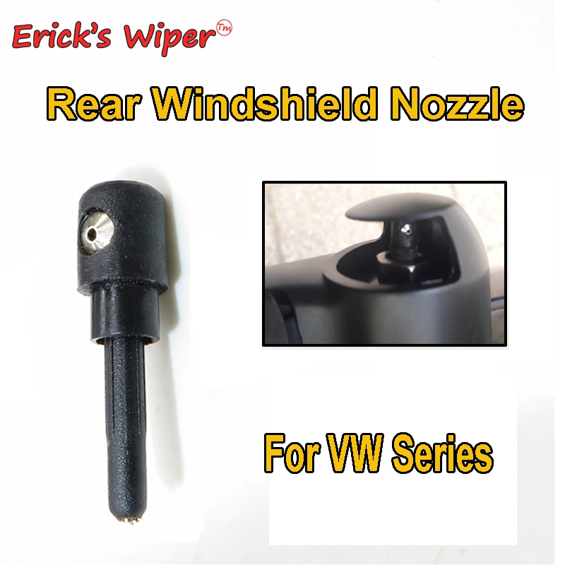 Rear Wiper Washer Jet Nozzle Spray For VW Polo Scirocco Golf Passat Sharan Tiguan Touran Transporter Caddy Fox Gol Lupo|Windscreen Wipers| |  - AliExpress
