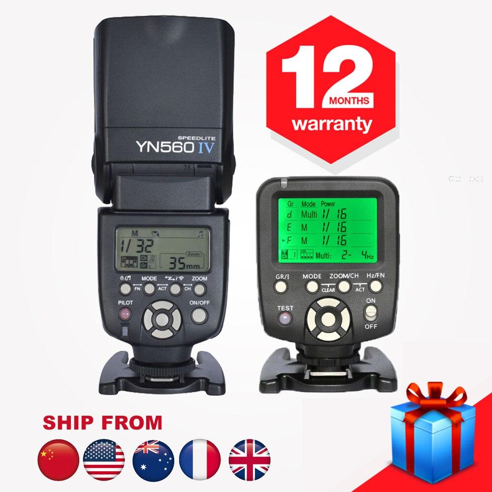 Yongnuo YN560-TX YN560TX Wireless Controller Flash + YN560IV YN560IV YN5-560IV Speedlight per la Macchina Fotografica Nikon D7100 D600 D800Yongnuo YN560-TX YN560TX Wireless Controller Flash + YN560IV YN560IV YN5-560IV Speedlight per la Macchina Fotografica Nikon D7100 D600 D800