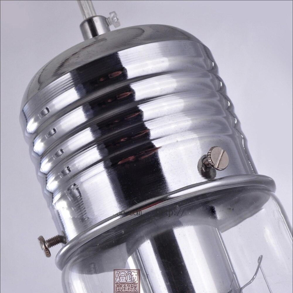 Նորաձև մեծ լամպի ճաշասենյակ կախազարդ - Ներքին լուսավորություն - Լուսանկար 4
