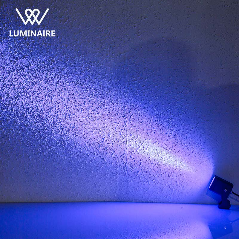 VW Outdoor LED projector bridgelux 1W 3W 6W DC24V LED Spotlight ip66 aluminum AC85 265v flood lights wall wash lighting projetor in Floodlights from Lights Lighting