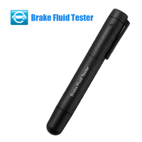 5 LED Indicator Automotive Testing Car Brake Fluid Liquid Tester Oil Diagnostic Tool Detector Pen Portable